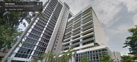 Property for Rent at Wisma Amanah Raya