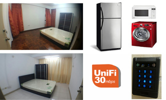 Condo Room for Rent at Cyberia SmartHomes, Cyberjaya