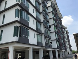 Property for Rent at Mahkota Residence