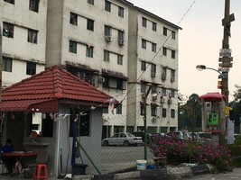 Property for Sale at Apartment Minang Ria 1