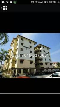 Property for Rent at Semarak Apartment