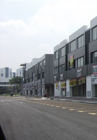 Shop For Sale at Setia Taipan, Setia Alam