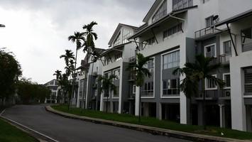 Townhouse For Sale at Lagoon Villas, Kota Kemuning