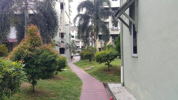 Apartment Duplex For Sale at Dahlia Apartment, Pandan Indah