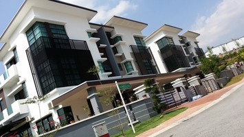 Property for Sale at Jelutong Heights