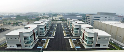 Detached Factory For Sale at Section 27, Shah Alam