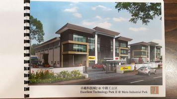 Property for Rent at Kapar Industrial Park