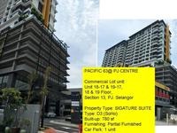 SOHO For Sale at Pacific 63, Petaling Jaya