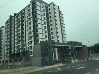 Condo For Sale at Emerald Residence, Bandar Mahkota Cheras