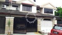 Terrace House For Sale at Taman Daya, Tebrau