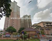 Property for Auction at Cengal Condominium