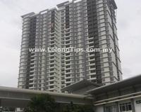 Property for Auction at Semarak & Penaga Condominium