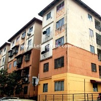 Property for Auction at Sri Indah Apartment