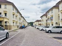 Property for Sale at Taman Setapak Indah