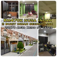 Property for Sale at Taman Nusa Indah