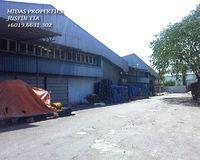 Detached Warehouse For Rent at North Port, Port Klang