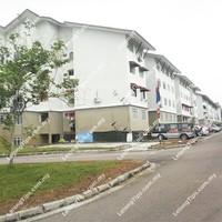 Property for Auction at Rumah Pangsa Sri Orkid (Ehsan Jaya)