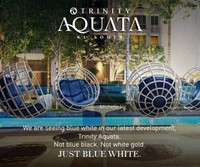 New Launch Property at Trinity Aquata