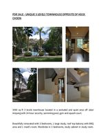 Property for Sale at Two-Twelve