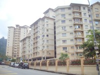 Condo For Sale at Laman Oakleaf, Bukit Antarabangsa