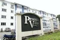 Condo For Sale at Pesona Villa, Kemensah