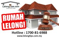 Property for Auction at Taman Setapak Indah