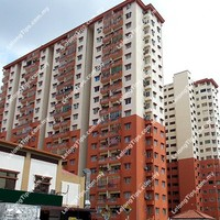 Property for Auction at Taman Sepakat Indah Apartment (P1)