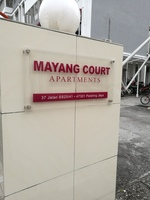 Property for Rent at Mayang Court