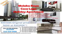 Property for Sale at Plaza Melaka Raya Service Apartment