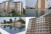 Apartment For Sale at Sri Hijauan, Ukay