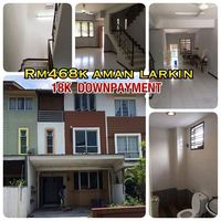 Property for Sale at Taman Aman Larkin