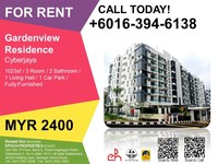 Property for Rent at Gardenview Residence