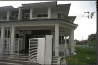 Terrace House For Sale at Taman Pelangi, Sentul