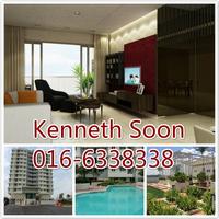 Property for Rent at Sutera Maya