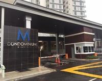 Property for Rent at M Condominium @ Larkin