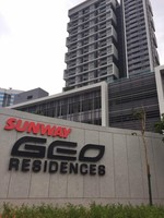 Property for Rent at Sunway Geo Residences