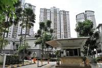 Condo Room for Rent at Sri Putramas I, Dutamas