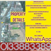 Property for Sale at Kangar