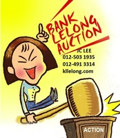 Property for Auction at Pinggiran Cempaka Apartment