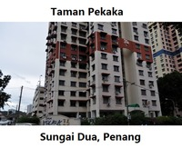 Property for Rent at Taman Pekaka