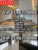 Property for Rent at Five Stones