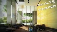 Serviced Residence For Sale at Dorsett Residences, Bukit Bintang