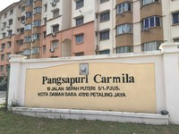 Property for Sale at Carmila Apartment
