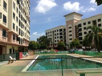 Property for Rent at Pangsapuri Bukit Beruang Utama