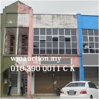 Property for Auction at Shahab Perdana