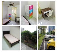 Apartment Room for Rent at Sri Pinang Apartment, Bandar Puteri Puchong