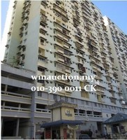 Property for Auction at Sri Impian Apartment