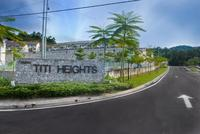 Property for Sale at Taman Titi Heights