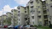 Property for Auction at Pangsapuri Kasuarina