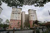 Property for Rent at Sri Sentosa AC4 Block E